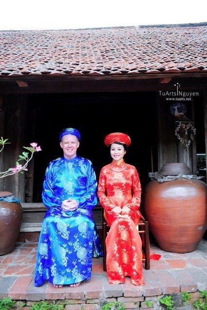ẢNH CƯỚI ĐƯỜNG LÂM: SION MOTORN – TUẤN OANH (Album ảnh cưới tại Đường Lâm)