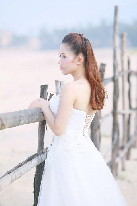 Trang điểm cô dâu đẹp ở Hà Nội