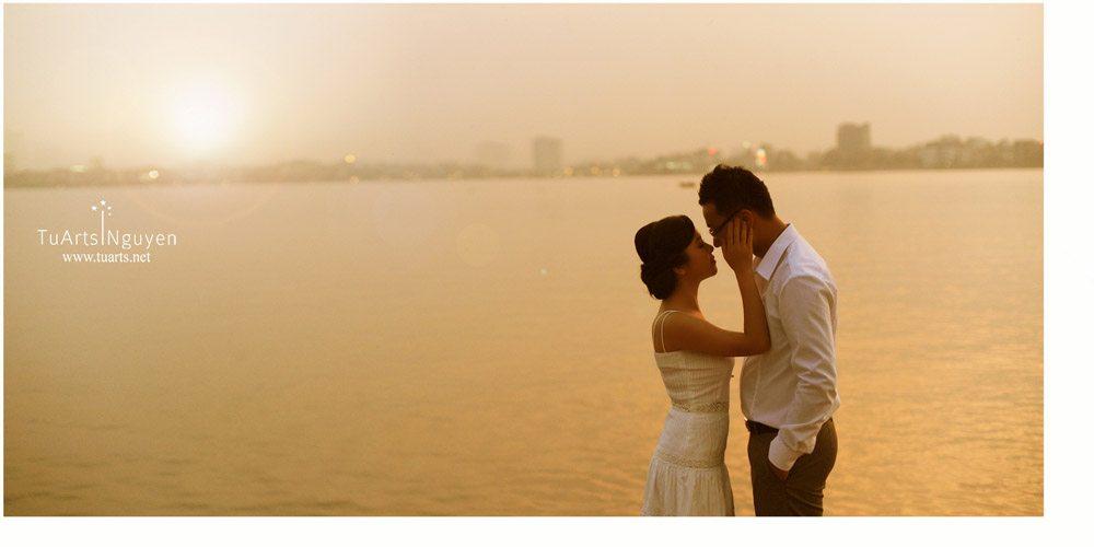 Album tại Ba Vì : Thắng & Tuyền – Album chụp ảnh cưới đẹp