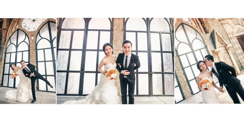 Album ảnh cưới đẹp tại Hà Nội của Hiếu – Vân Anh