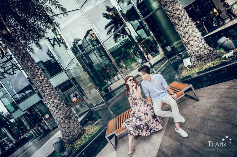 studio chụp ảnh cưới đẹp ở nước ngoài