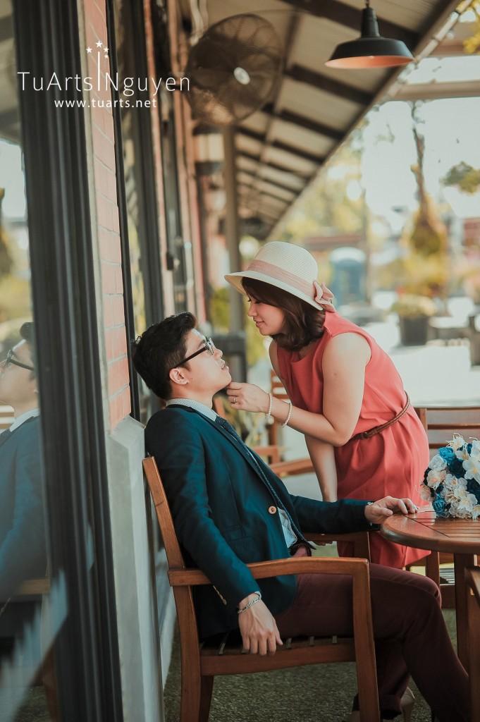 Album ảnh cưới đẹp tại Thái Lan