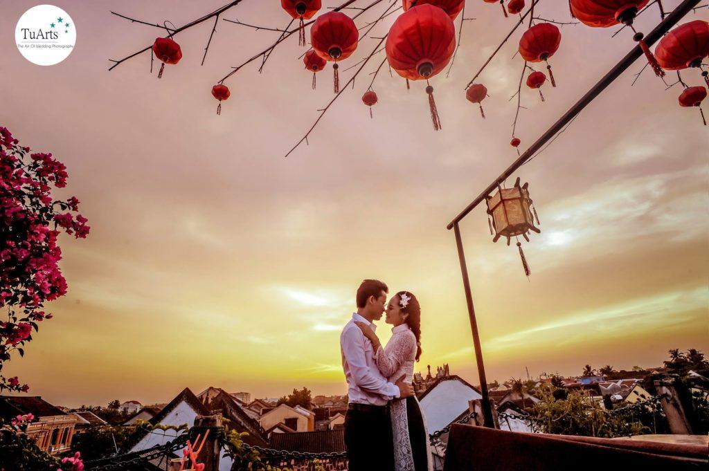 Ảnh cưới đẹp ở Hội AN