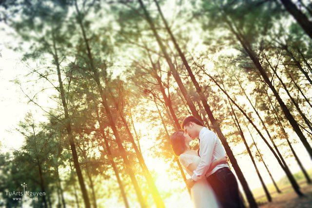 ẢNH CƯỚI ĐẠI LẢI: VIỆT – TRANG (Album ảnh cưới đẹp Đại Lải)