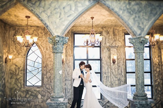 Ảnh cưới đẹp tại Hà Nội 1