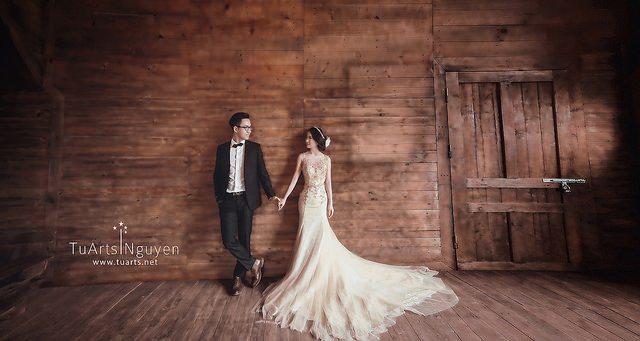 Ảnh cưới đẹp tại Hà Nội