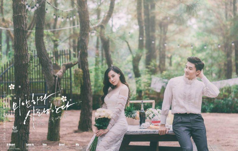 Ảnh cưới Hàn Quốc6