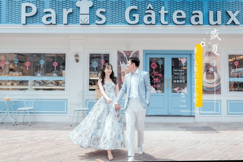 Ảnh cưới Hàn Quốc5
