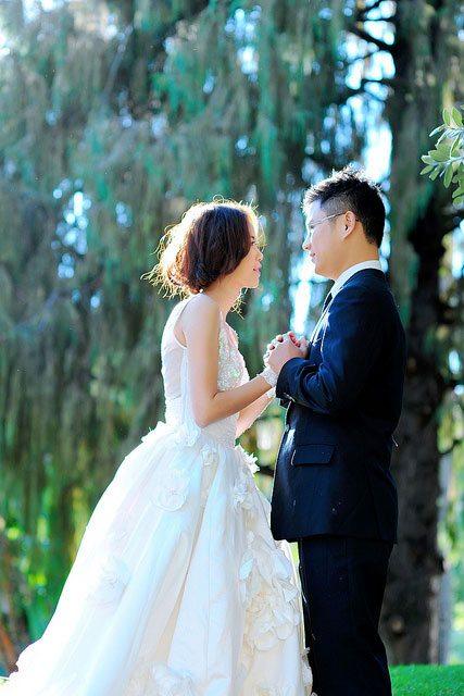 Dáng thon cho cô dâu ngày cưới 2