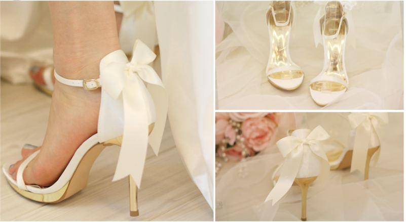 Chọn giày cho ngày cưới