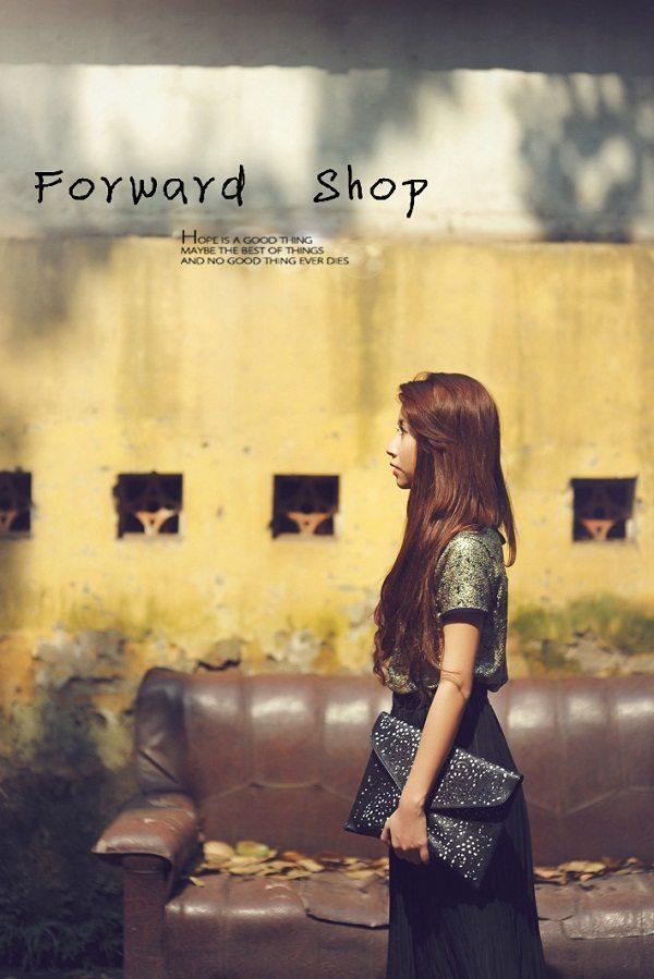 Tỏa sáng ngày giao mùa vơí Forward Shop 9