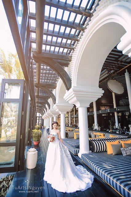 Trang điểm cô dâu đẹp tại Hà Nội 1