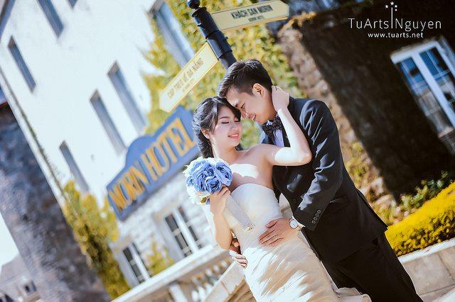 chụp ảnh cưới đẹp 1