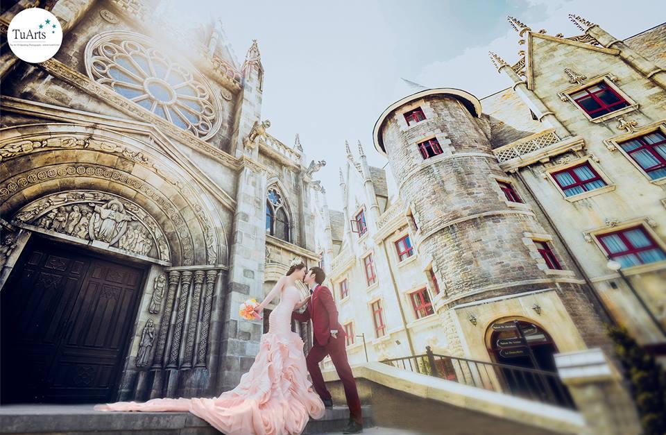 Váy cưới đẹp tại Hà Nội
