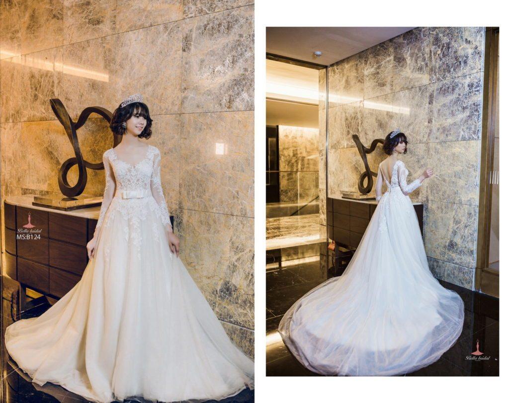 Áo cưới đẹp tại Hà Nội 8