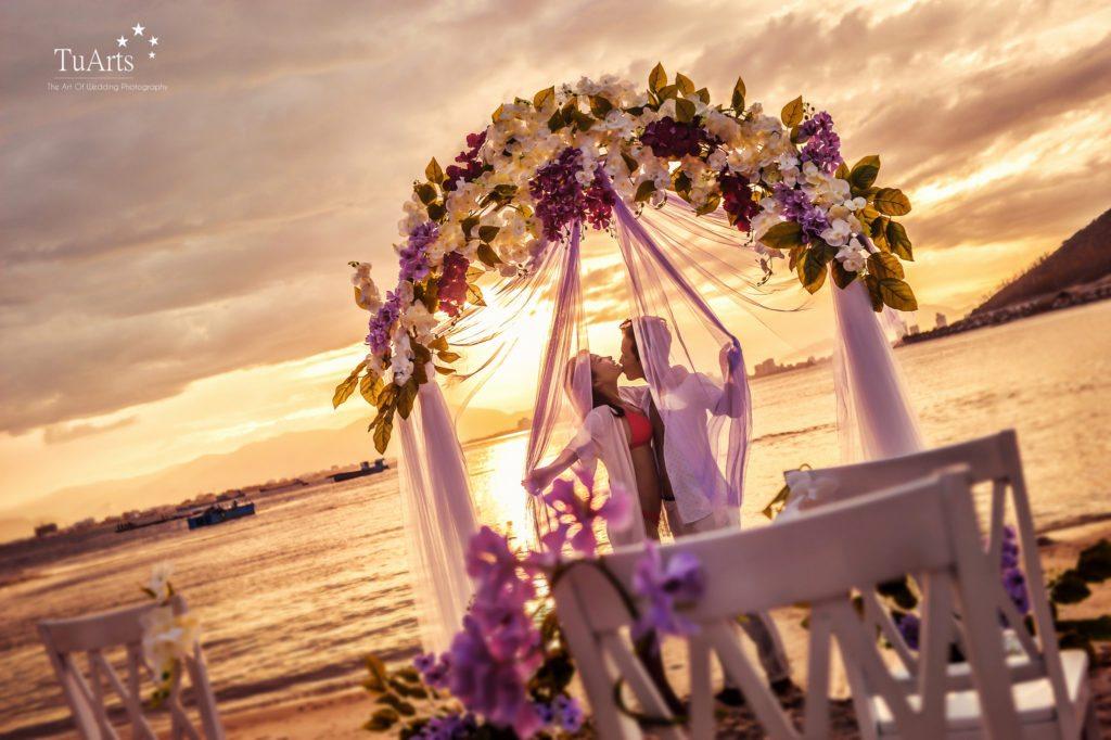 Tour chụp ảnh cưới siêu đặc biệt tại Vinpearl Đà Nẵng Resort 2