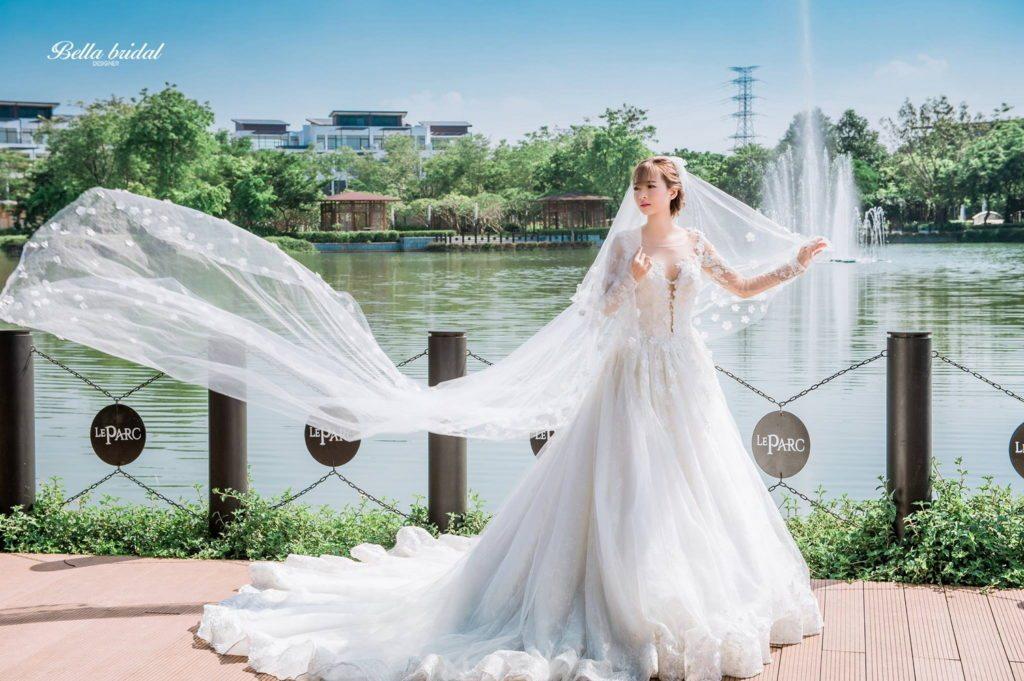 Áo cưới đẹp tại Hà Nội 4