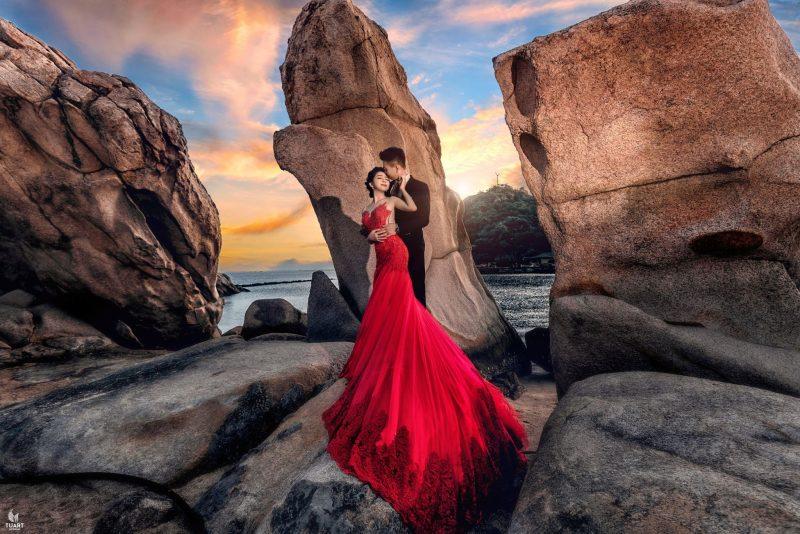 chụp ảnh cưới đẹp nha trang