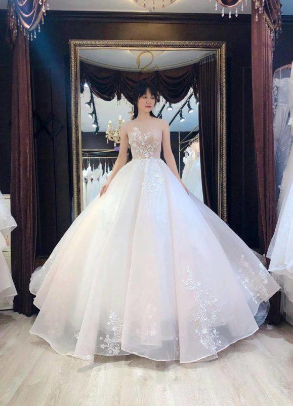 váy cưới đẹp 12