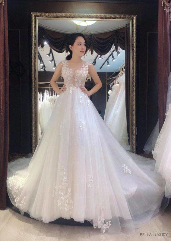 váy cưới 1