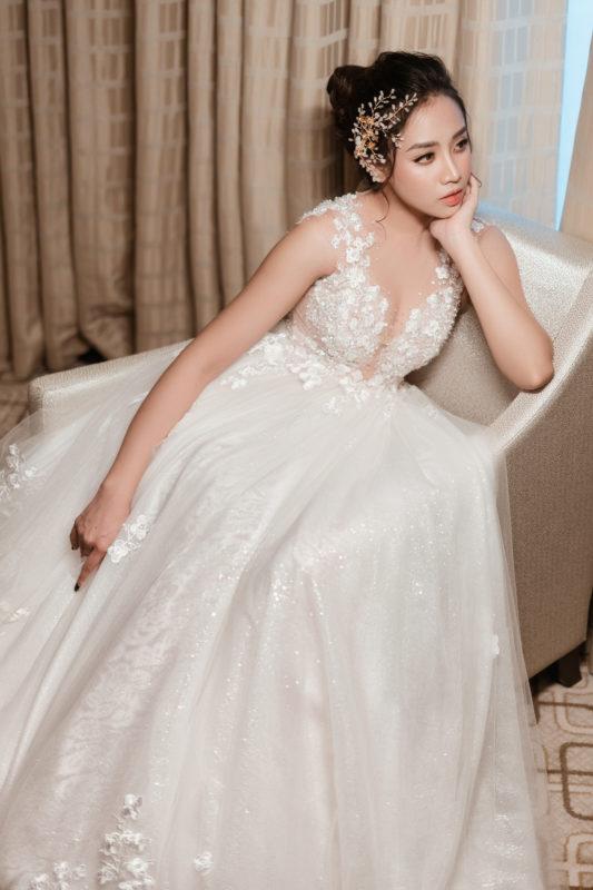váy cưới ở đâu đẹp