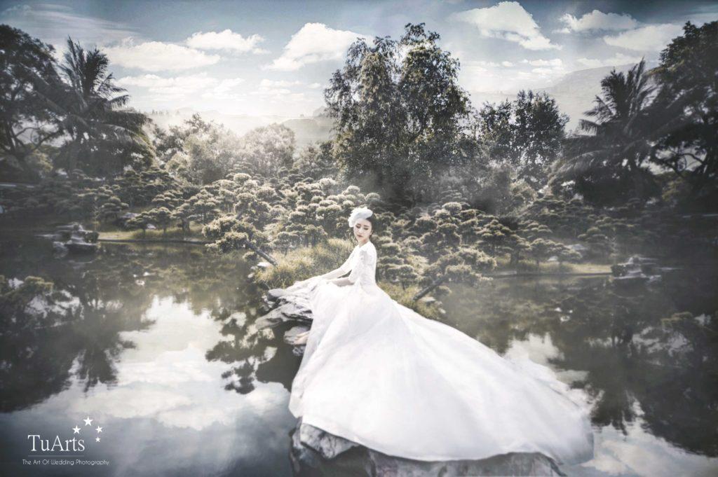 album ảnh cưới quỳnh anh shyn và vương anh ole 2