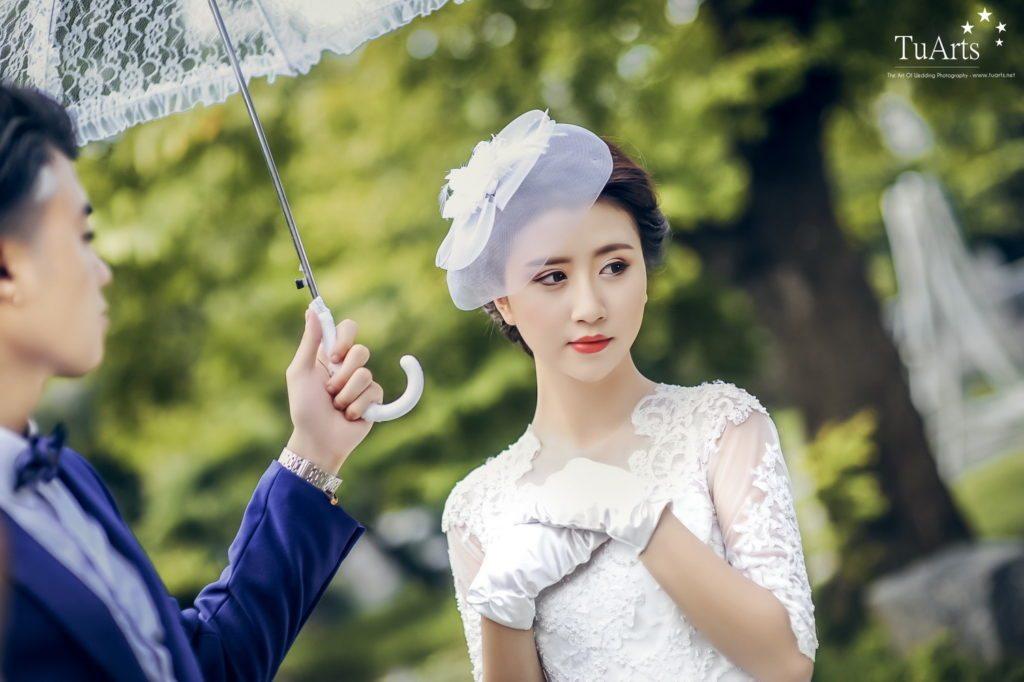 album ảnh cưới quỳnh anh shyn và vương anh ole 11