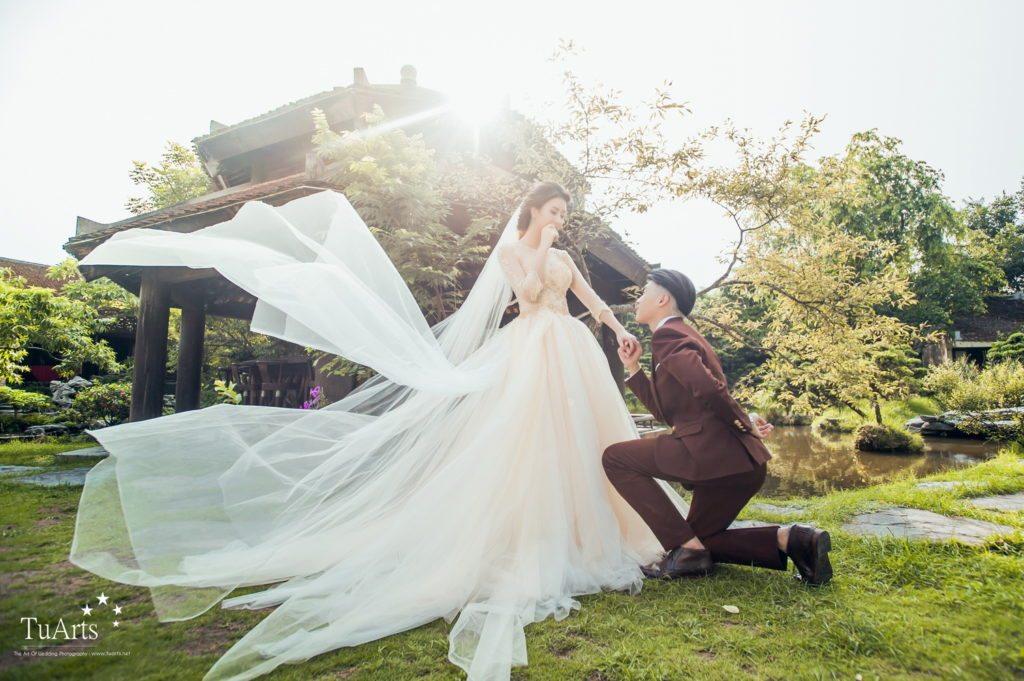 album ảnh cưới quỳnh anh shyn và vương anh ole 3