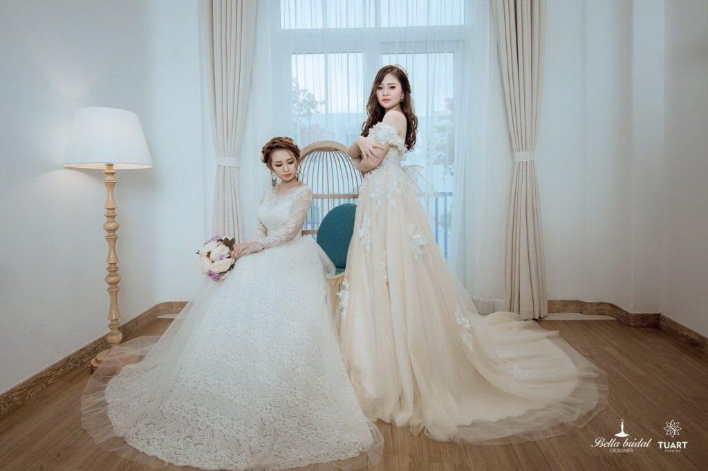 Bella Bridal - Thương hiệu váy cưới cao cấp Hà Nội 1