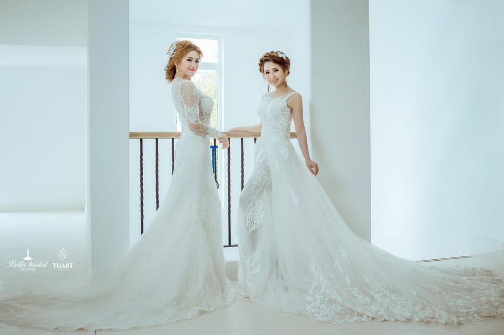 Nên thuê váy cưới đẹp ở đâu? 6