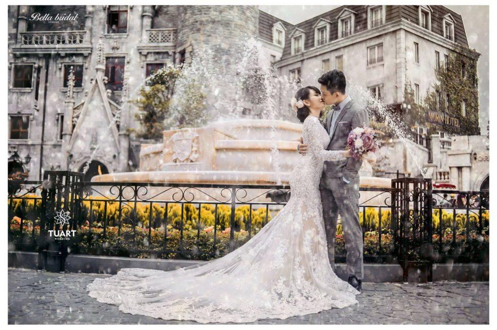 Áo cưới đẹp tại Hà Nội 1