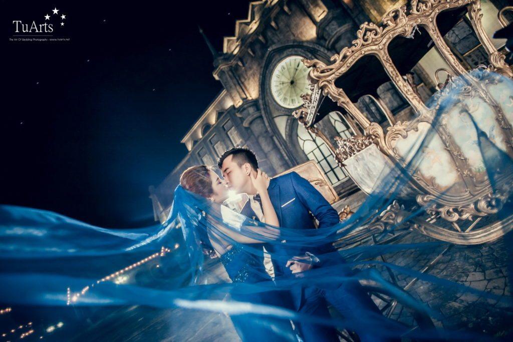 ảnh cưới đẹp tại Hà Nội phong cách châu Âu 3
