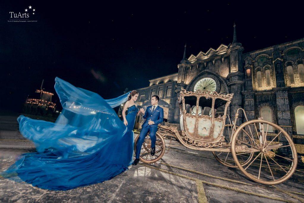 ảnh cưới đẹp tại Hà Nội phong cách châu Âu 13