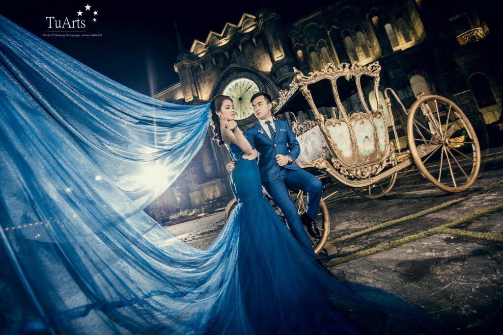 ảnh cưới đẹp tại Hà Nội phong cách châu Âu 19