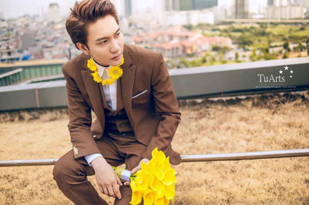 Album ảnh cưới Á Hậu Huyền My - Hot Boy B Trần 8
