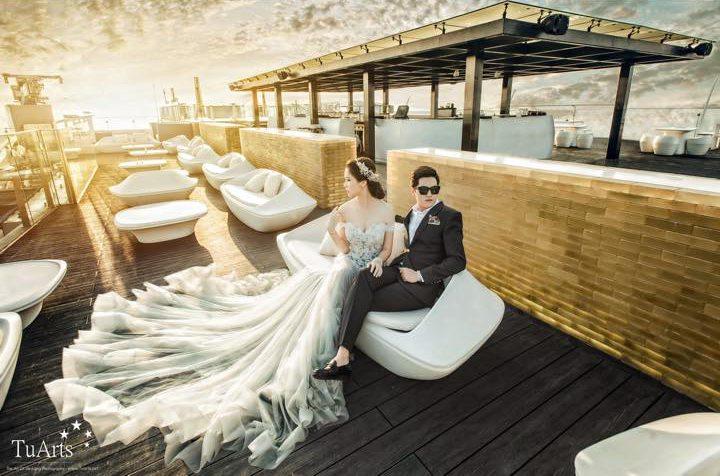 Những quán cafe chụp ảnh cưới Hà Nội tuyệt đẹp