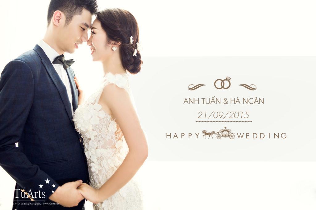 Album tại Hà Nội : Tuấn & Ngân – Album chụp ảnh cưới