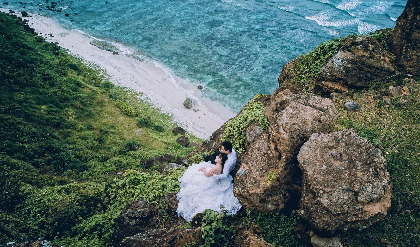 Album tại Lý Sơn : THỦY & THOẢNG – Album chụp ảnh cưới