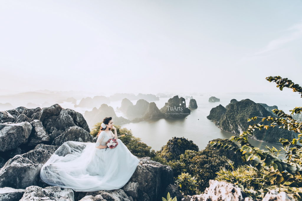 Quảng Ninh: Album ảnh cưới đẹp