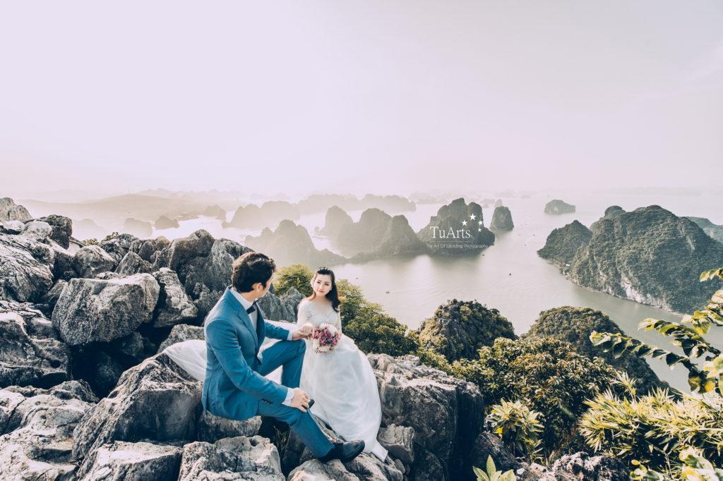 album chụp ảnh cưới đẹp tại quảng ninh 6