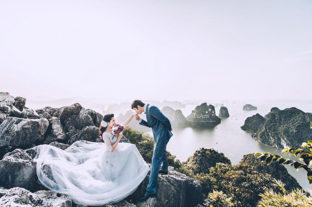 album chụp ảnh cưới đẹp tại quảng ninh 3