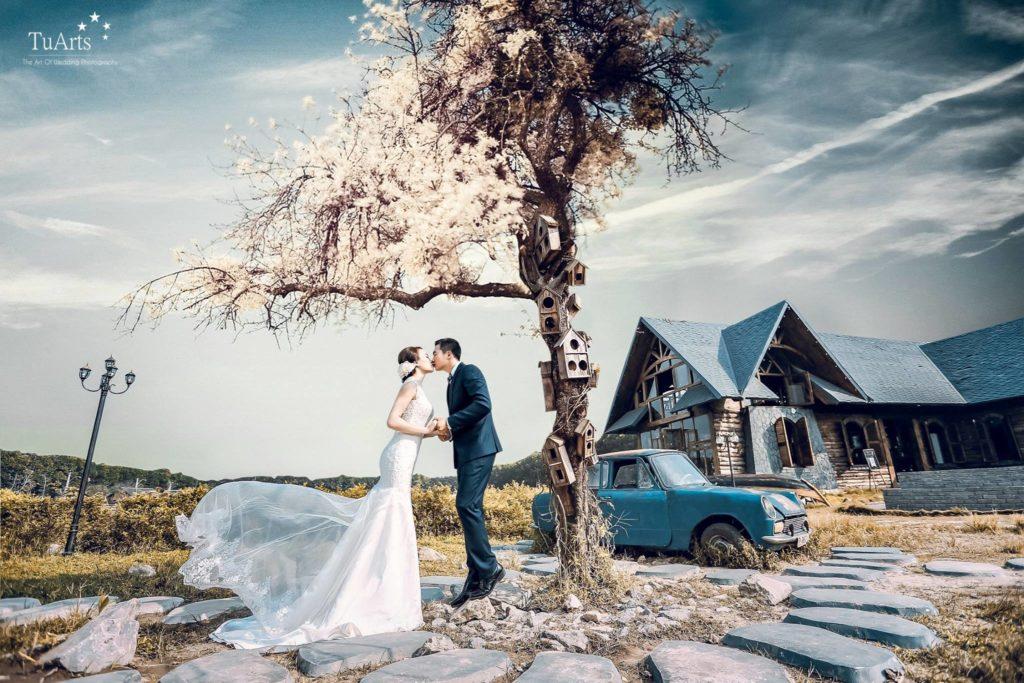 Tổng hợp và đánh giá các phim trường chụp ảnh cưới Hà Nội 1