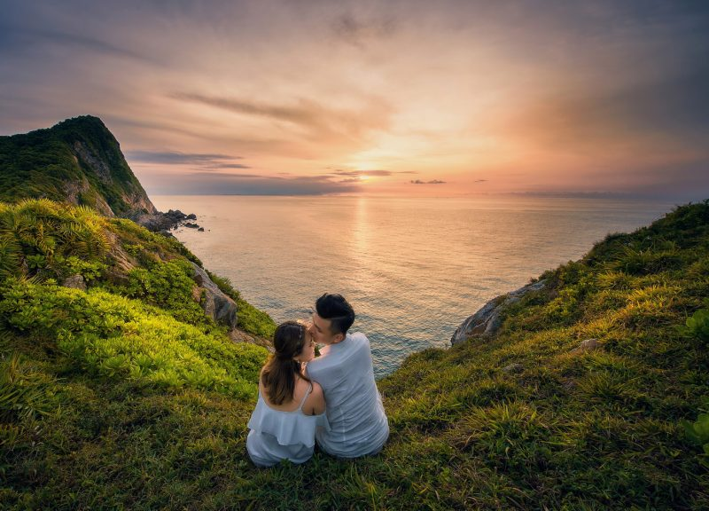 chụp ảnh cưới đẹp ở Quảng Ninh