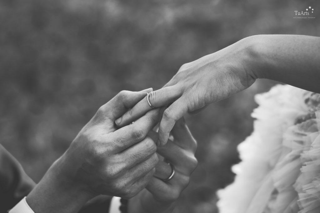 Các nguyên tắc để có nhẫn cưới thật hoàn hảo 1