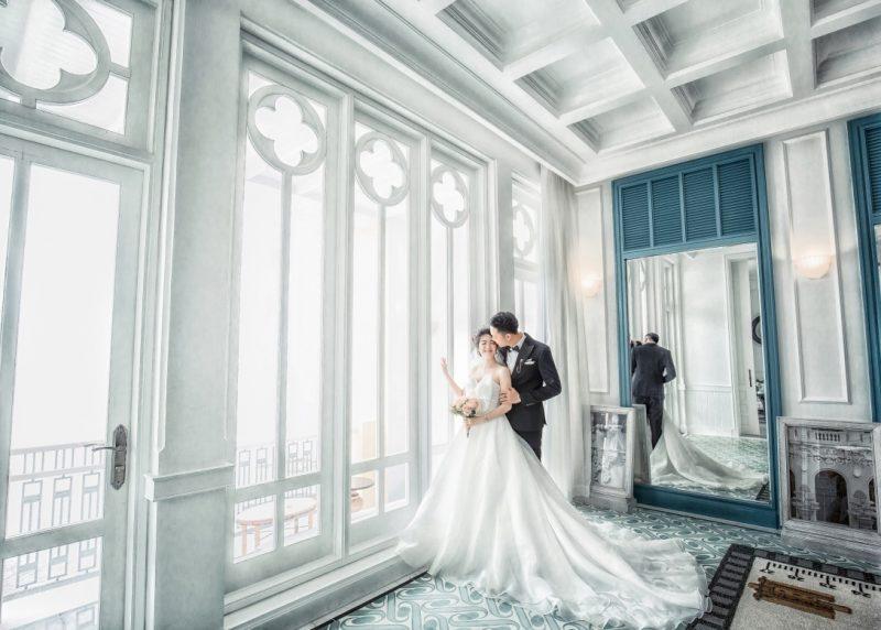 ảnh cưới đẹp ở Hạ Long