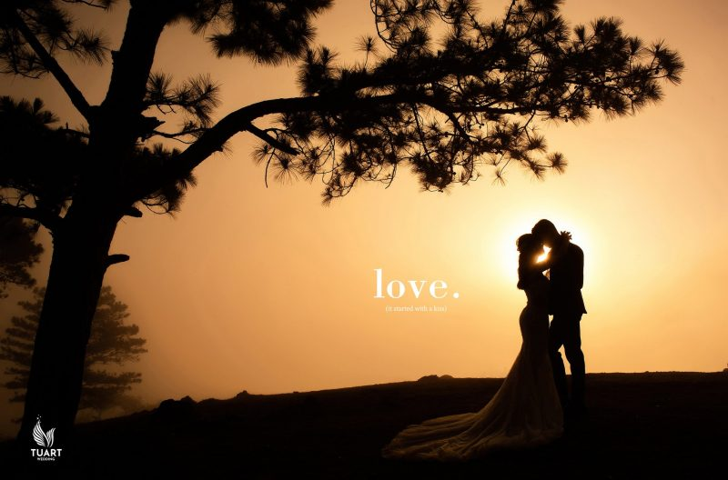 chụp ảnh cưới đẹp đà lạt