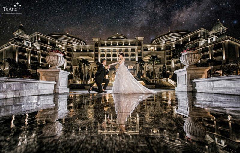 Chụp ảnh cưới đẹp ở Hạ Long, Quảng Ninh1e