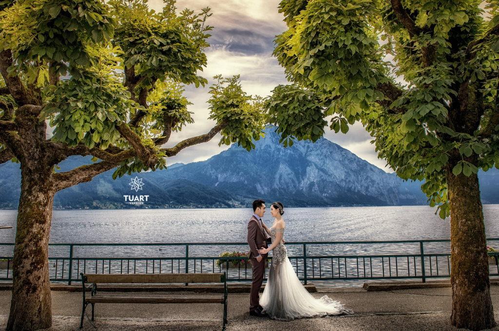 Phim trường – địa điểm chụp ảnh cưới vào mùa hè
