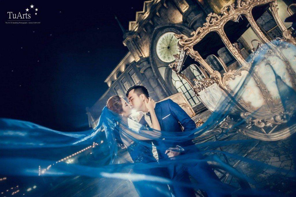 Studio chụp ảnh cưới đẹp ở Hà Nội 1