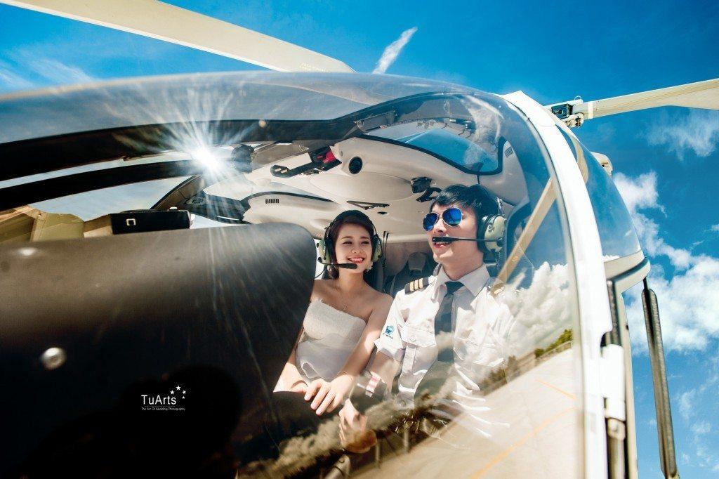 chụp ảnh cưới đẹp ở Hà Nội 2